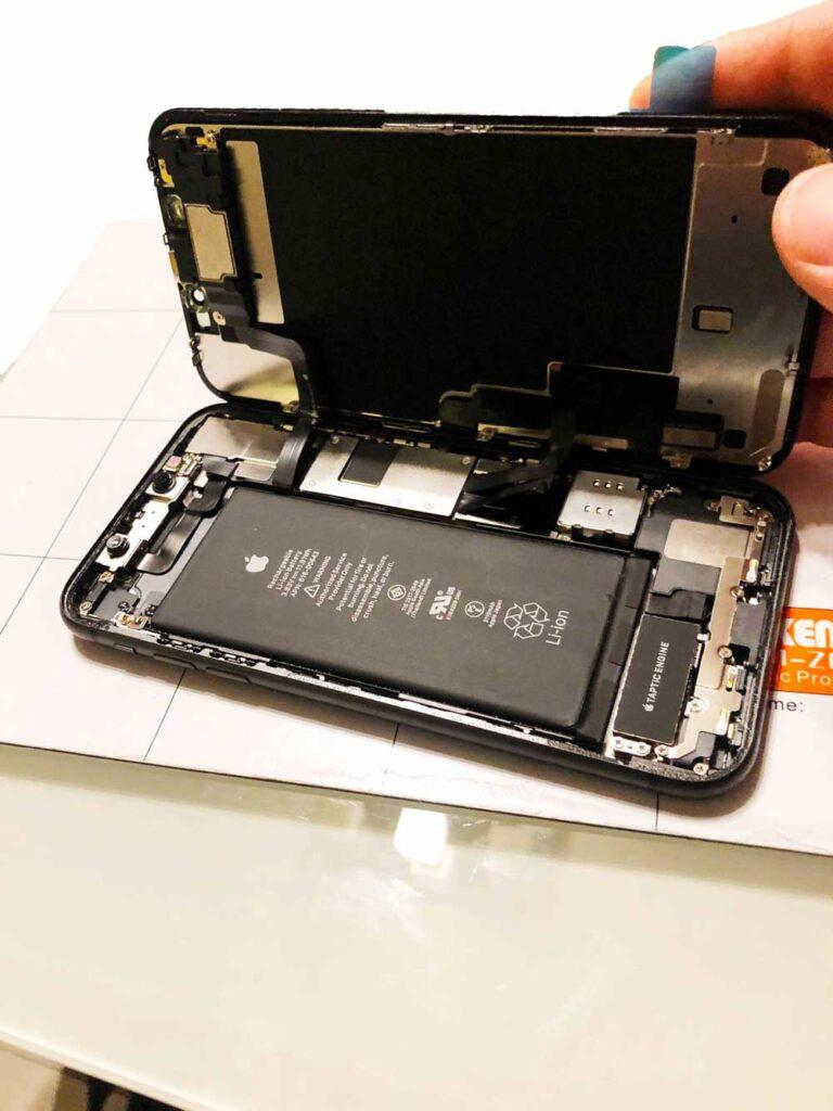 IPhone X восстановление влагозащиты 25-09-2022