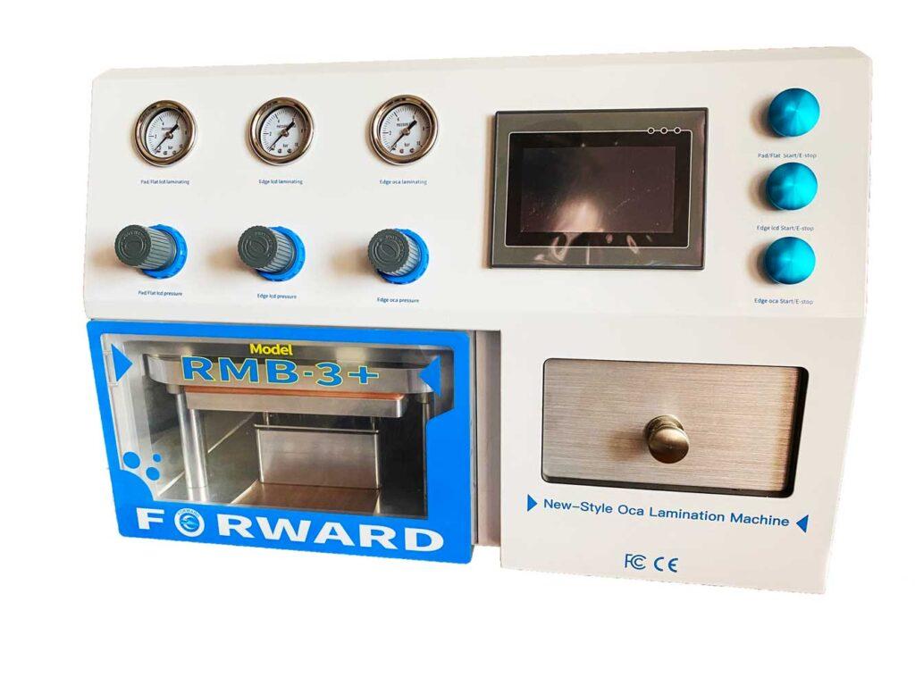 Используем оборудование ForWard