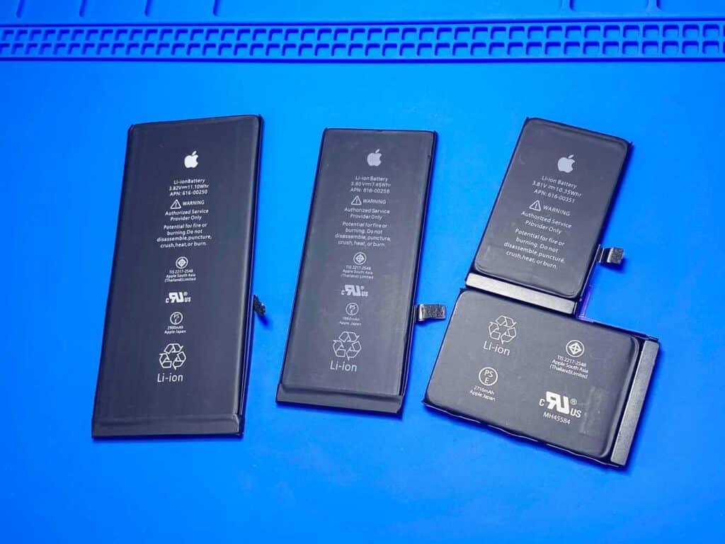 Сколько держит батарея IPhone?