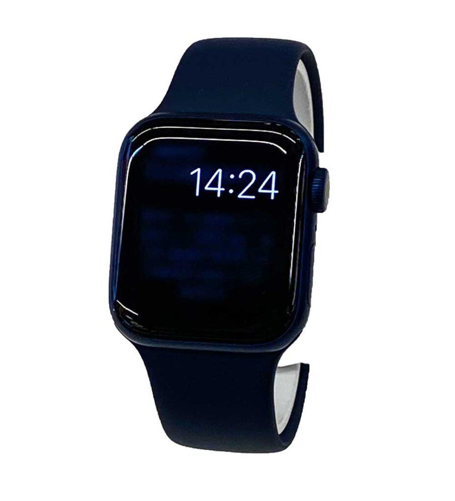 Олеофобка Apple Watch