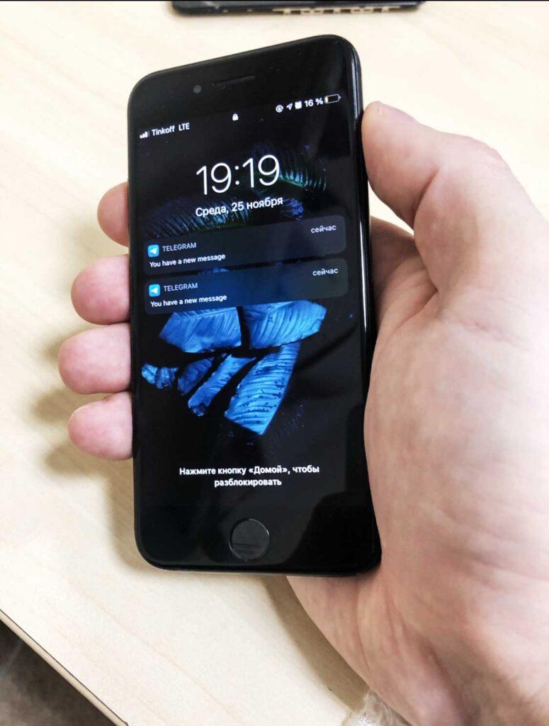 ремонт iphone 7 на выезде