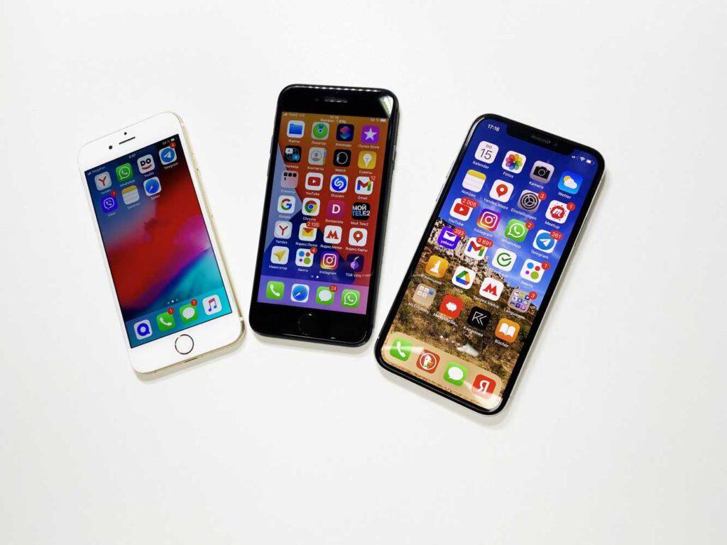 Какой apple IPhone лучше купить