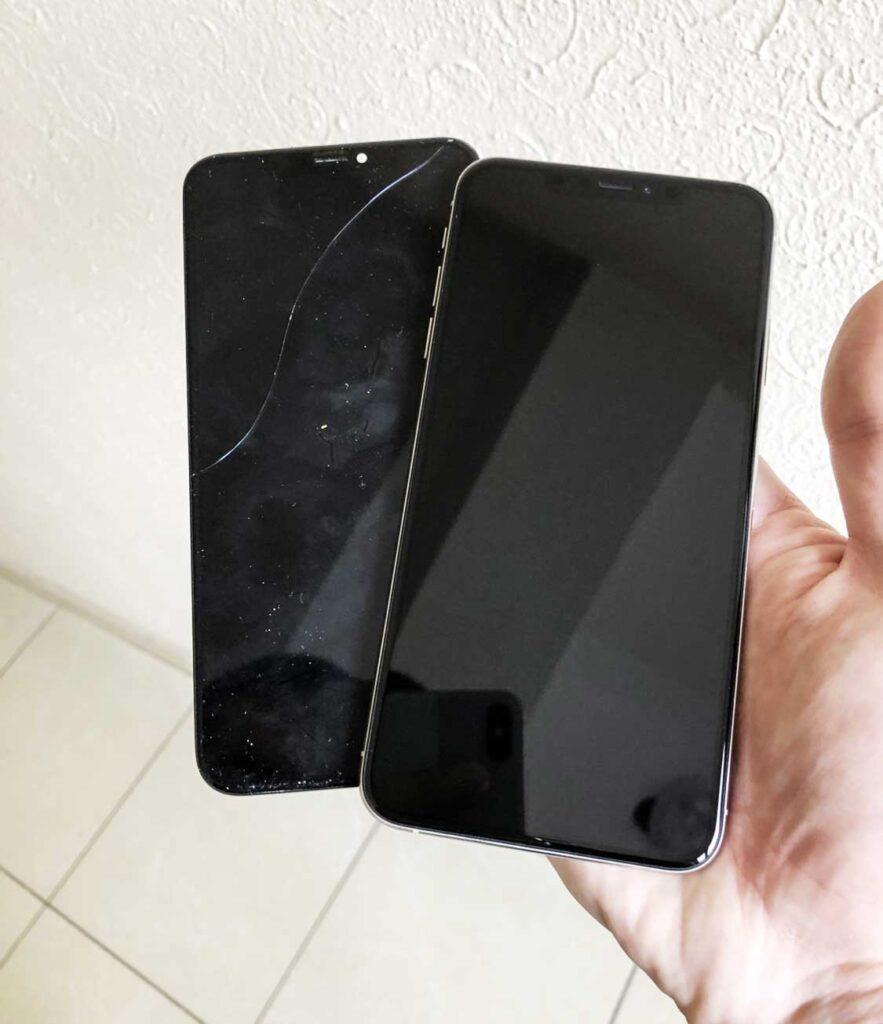 Ремонт IPhone замена дисплея