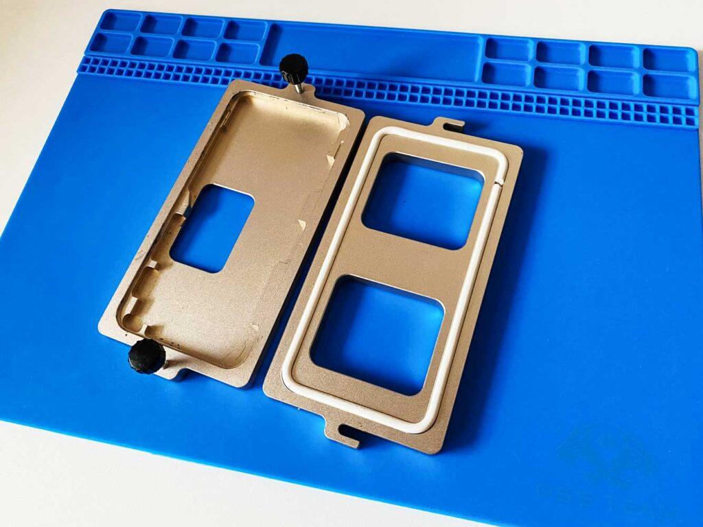 Форма для склейки рамки IPhone