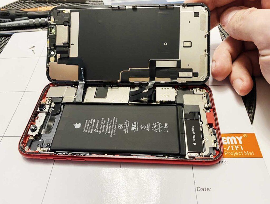 IPhone замена кнопки