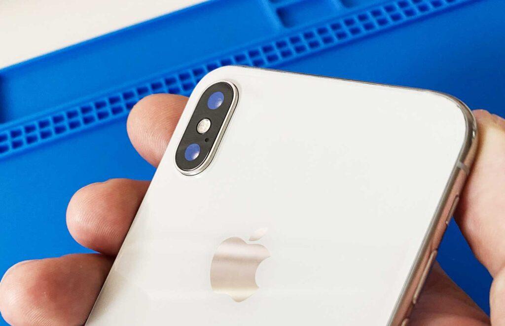 Замена камеры iphone xs