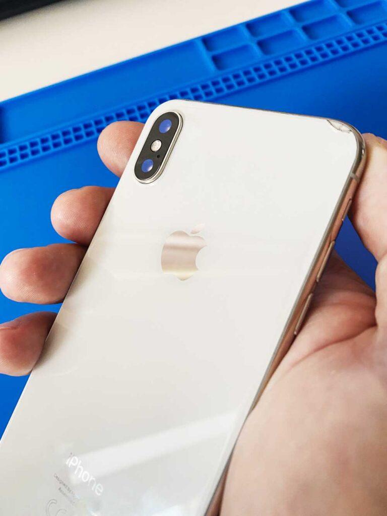 трещина стекла iphone