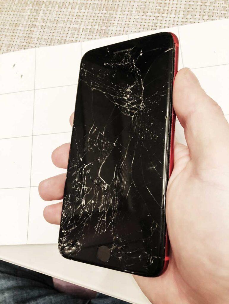 Восстановление IPhone 8 Plus